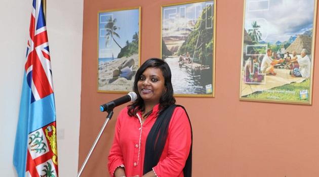 Fiji's emerging writer Shweta Datt Chaudhary