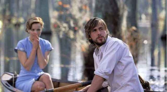 the notebook Hollywood film review