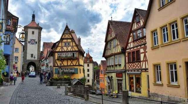Hotel-Rothenburg