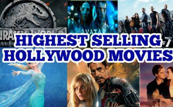 Highest Selling Hollywood Movies Top 10