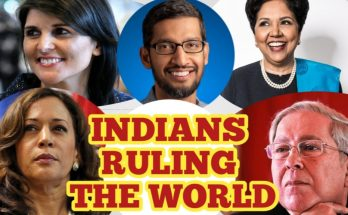Top indians ruling the world