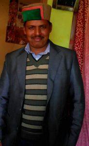 hansraj raghuwanshi father