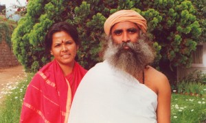 wife sadhguru photo