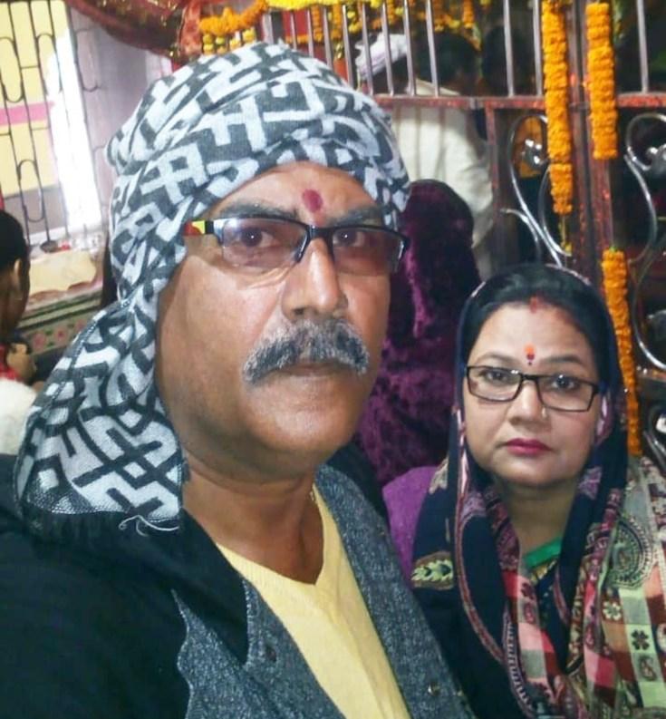 Father Vishal Aditya Singh