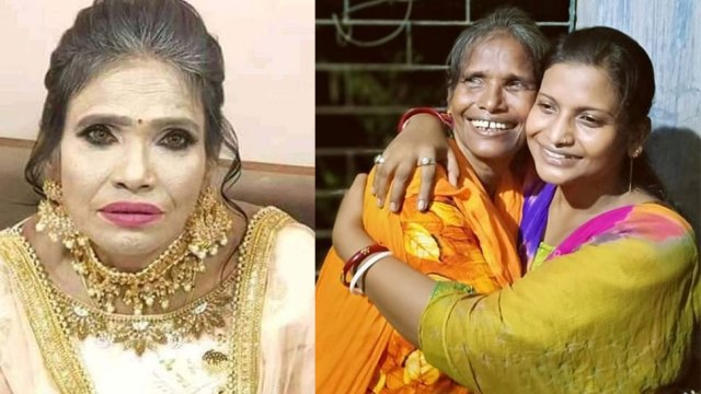 Ranu Mondal daughter retorts on trolling video and mimes