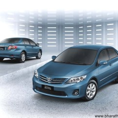 New Corolla Altis Launch Date In India All Kijang Innova Vs Crv 2012 Toyota Launched