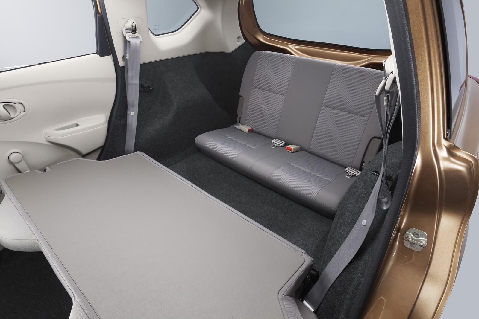 Datsun GO 7seater MPV Datsuns second model in India