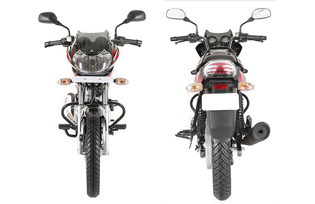 Bajaj Discover 125 re-launched, now with silver painted