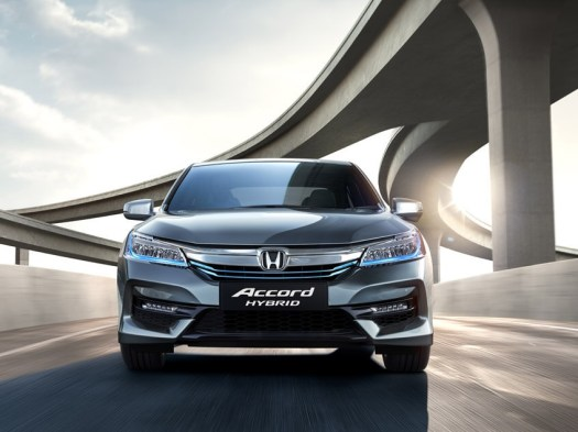 All-New Honda Accord Hybrid launched in India at Rs. 37 lakh - 215PS, 23.1  KMPL