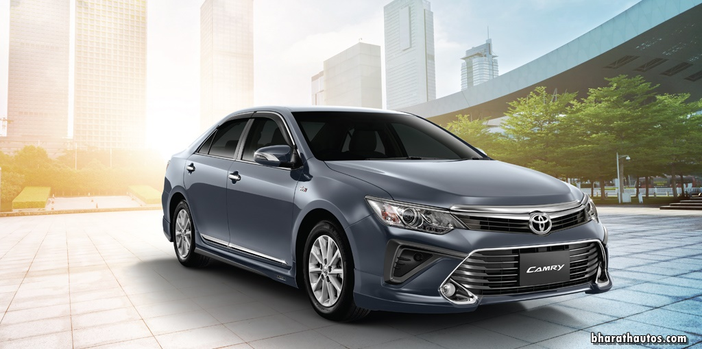 all new camry india launch agya trd manual 2017 toyota hybrid and prius launched in rs the first only strong luxury car to be manufactured