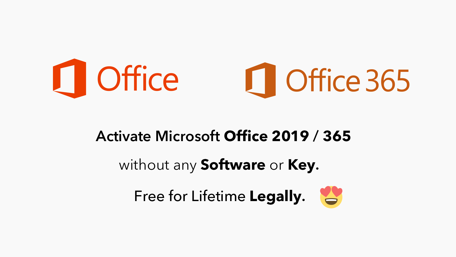 Activate Office 365 Permanently for Free [2020 …