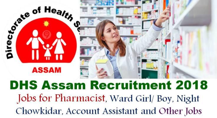 DHS Assam Recruitment