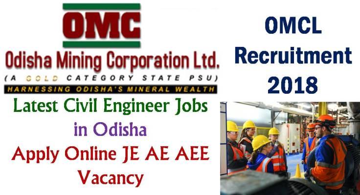 Odisha Mining Corporation Limited Recruitment