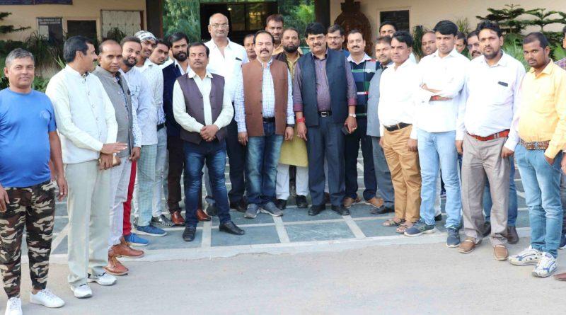 डॉ राजेन्द्र प्रसाद की जयंती व भोजपुरी महाकुंभ को लेकर पूर्वांचली समाज हुआ एकजुट
