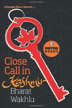 Close Call in Kashmir - Keynote Speaker