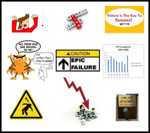 Adverse/Negative Performance Elements