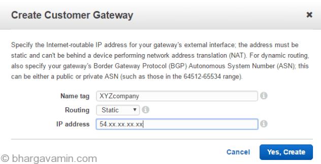 vpn-customer-gateway