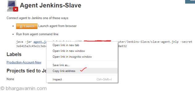 Copylink-address
