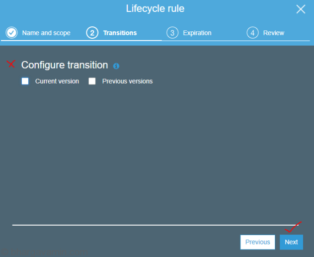 skip-transitions