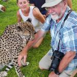 Walking with Cheetahs, Namibia