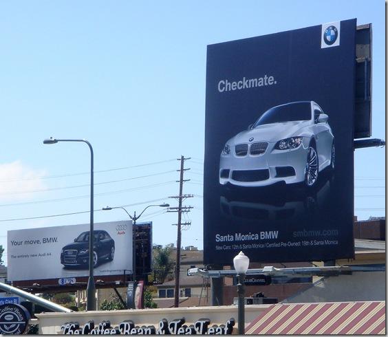 Aud vs BMW