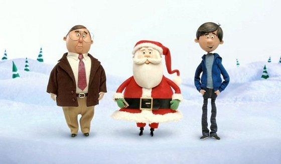 Get a Mac Santa Claus