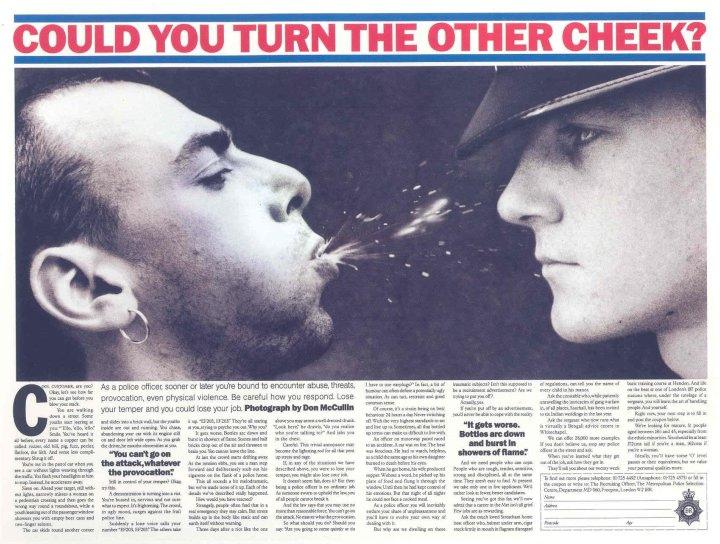 Cheek - police