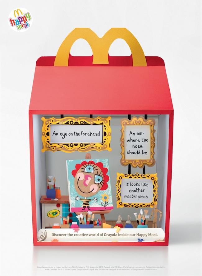 McDonalds-Crayola