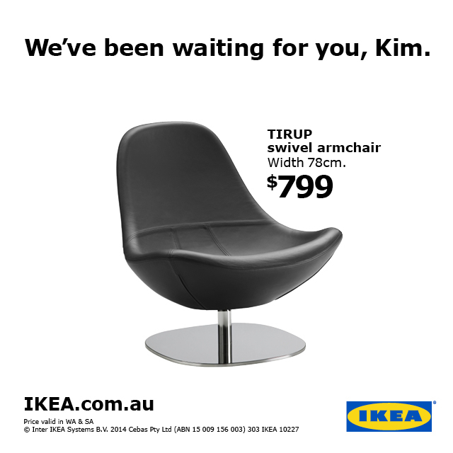 IKEA topical Kim Kardashian