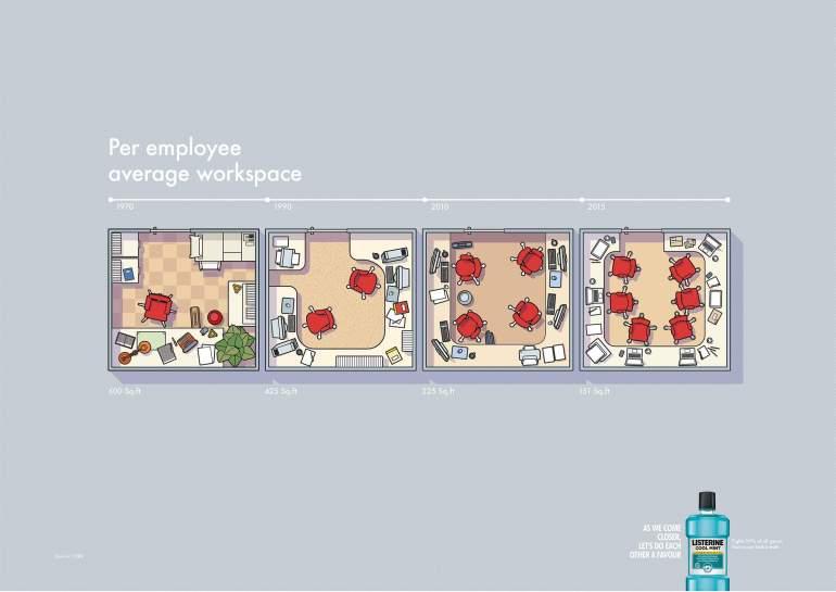 listerine-office-plane-metro-print-384378-adeevee