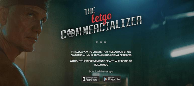 LetGo Commercializer