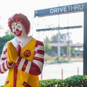 Ronald McDonald brand mascot