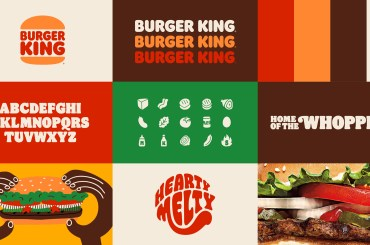 Burger King brand identity