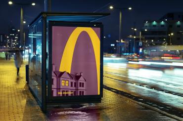 McDonald's outdoor