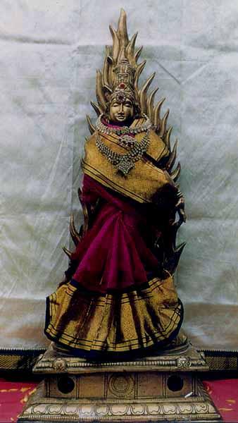 Goddess Jyothi, daughter of Parvati