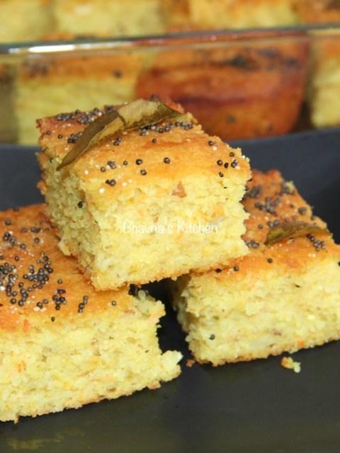 Kapuriya or Gora no Lot – Steamed Rice & Lentil