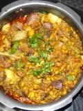 Arbi Patra – Pateria or Alu wadi – Taro Leaves Snacks