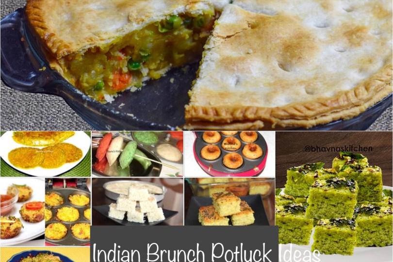 Easy Indian Brunch Menu Ideas Bhavnas Kitchen