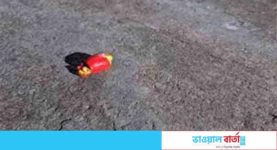 টঙ্গীতে আ' লীগ নেতার বাড়িতে ককটেল বিস্ফোরণ