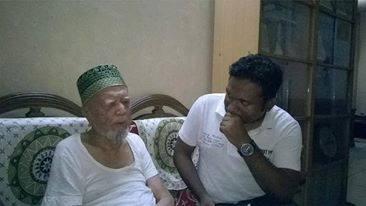করিম রনির সাথে আল-মাহমুদ