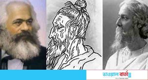 উৎকেন্দ্রিক মার্কসবাদ, রবীন্দ্রনাথ ও লালন সাঁই