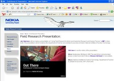 Our involvement in Nokia Research
