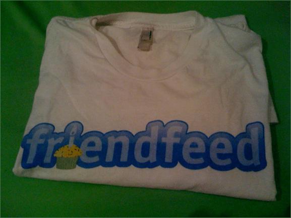 FriendFeed folds it up
