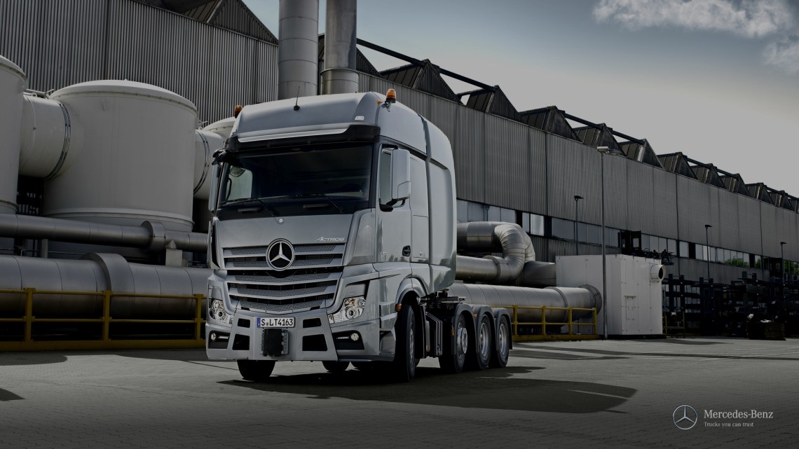 new-actros