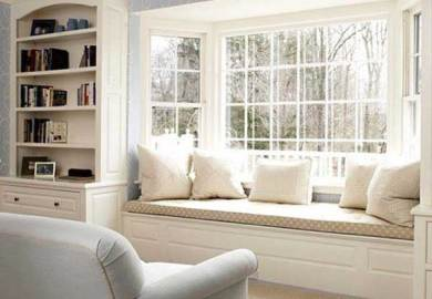 How To Make Bay Window Cushions