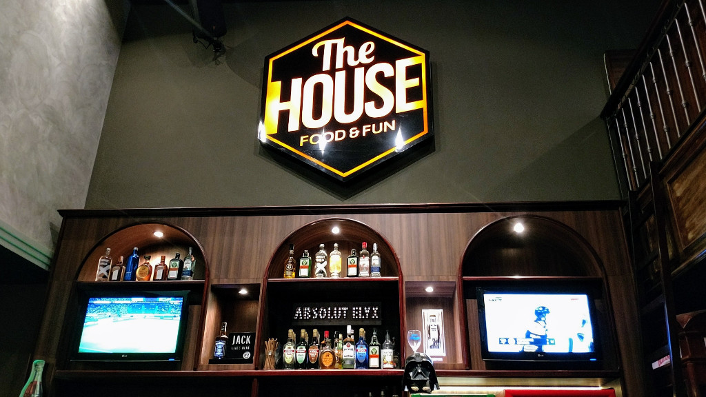 Bar Do The House Food U0026 Fun