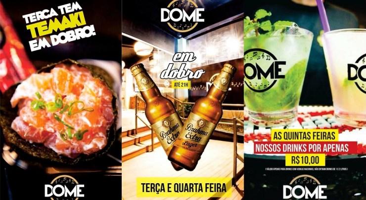 Promocoes-dome