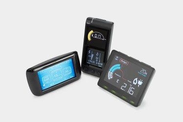 Smart meter displays