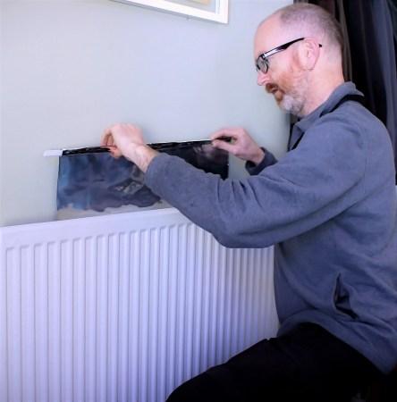 BHESCO Energy Saving Service Radiator Reflector Panels