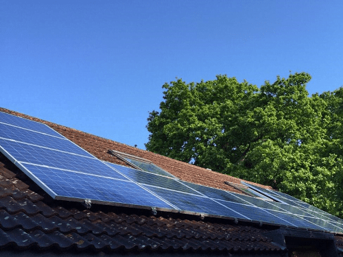 Rooftop Solar PV - Montessori Place 1